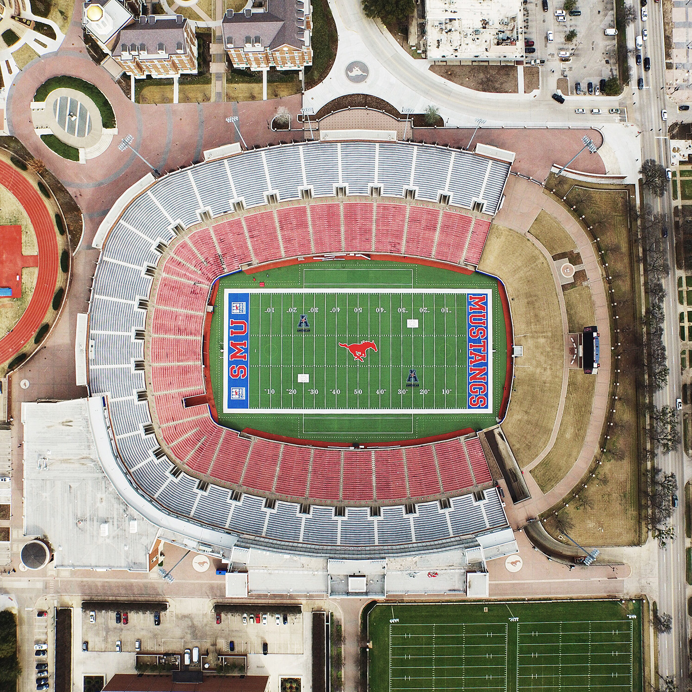 DALLAS-SMU-STADIUM